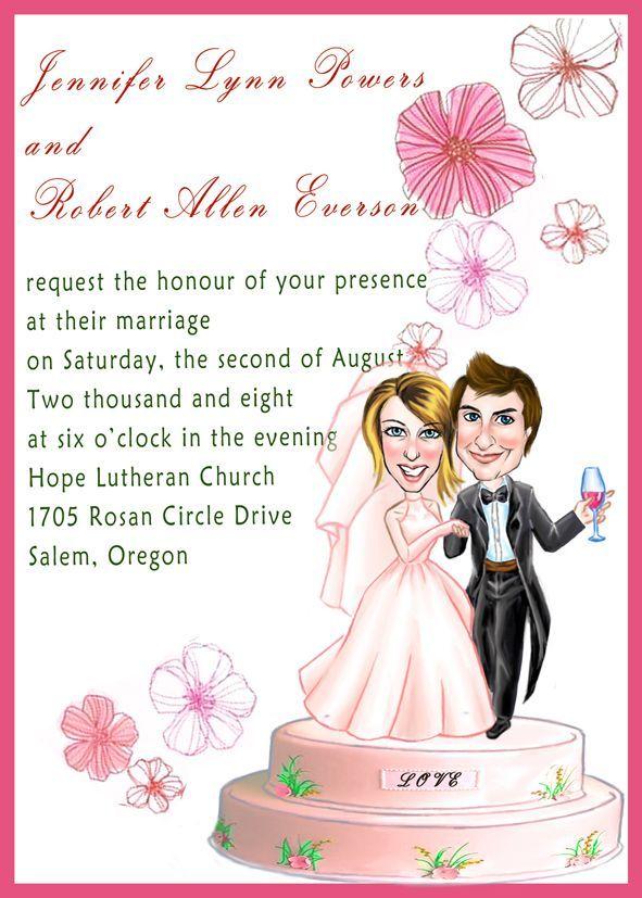 Unique Wedding Invitation Text