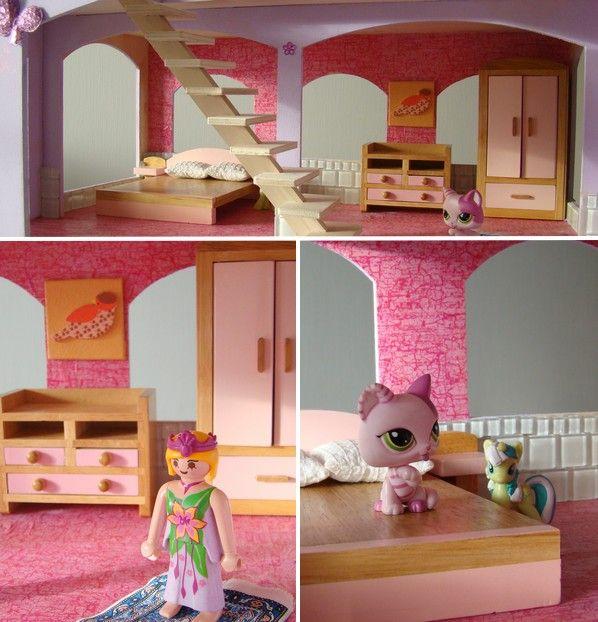 fabriquer maison poup e bois maisons de poup es pinterest maison poupee bois bois et la. Black Bedroom Furniture Sets. Home Design Ideas