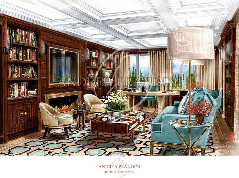 Interior Design Illustrated Scalise
