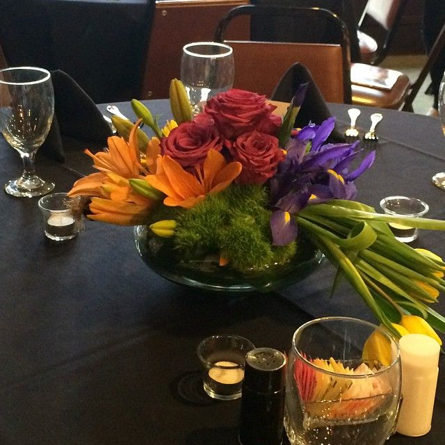 Stunning table decor at #TexasFloralShowcase