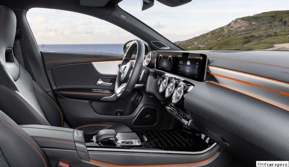 Mercedesbenz Cla Cla Coupe C118 Amg Cla 45 S 421 Hp