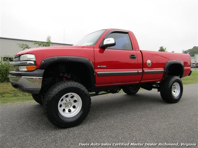 Used 2000 Chevrolet Silverado 1500 Ls Z71 Off Road Lifted 4x4 Regular Cab Long Bed For Sale In Richmon Chevrolet Silverado Chevrolet Silverado 1500 Regular Cab