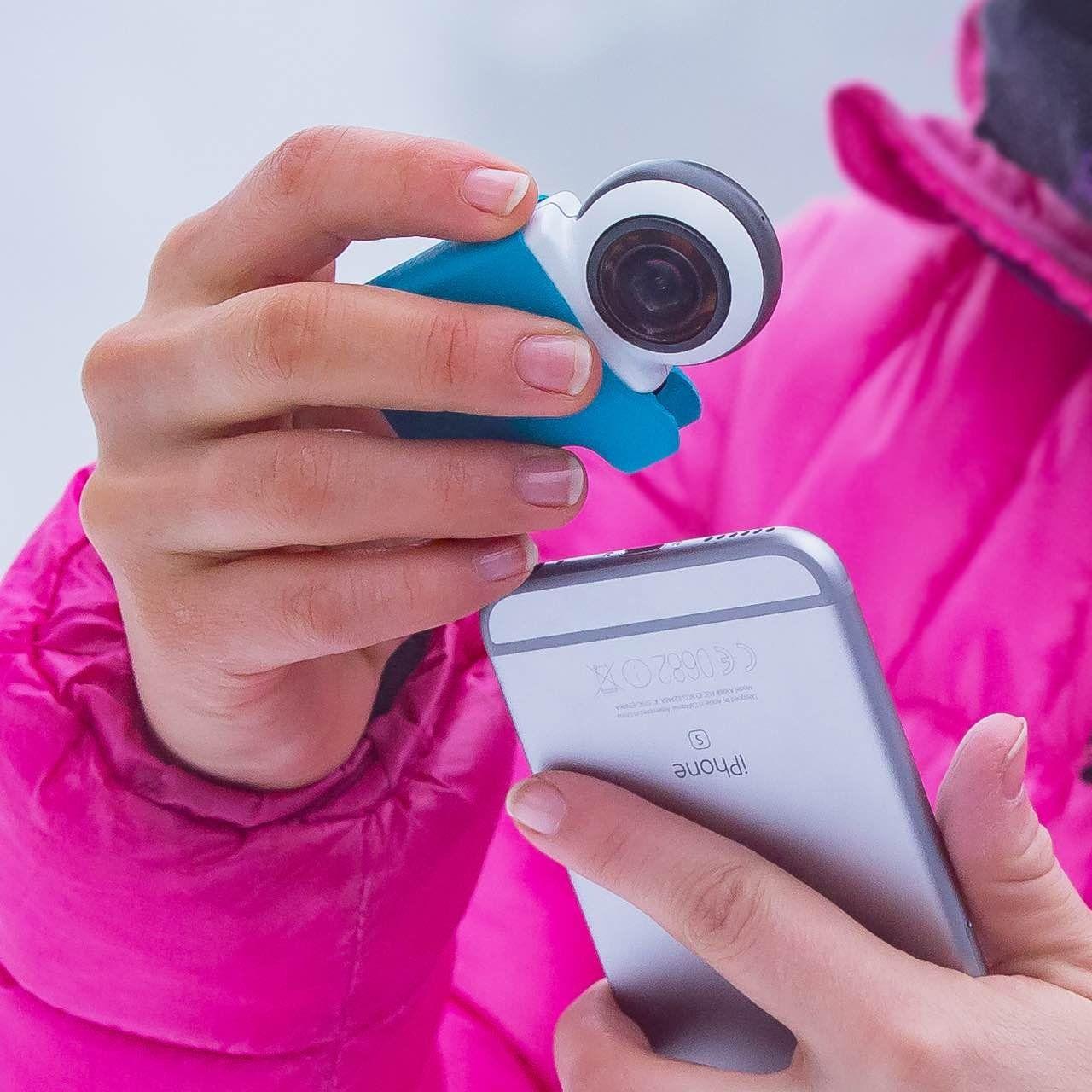 Giroptic iO 360Degree Camera Ios app, Apple watch, Apps
