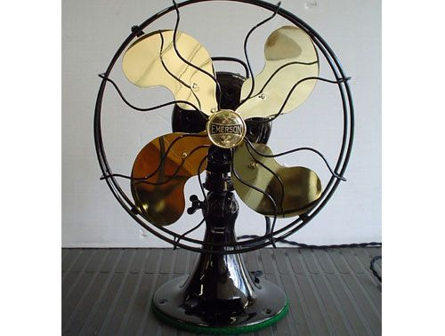 This Is An Emerson 12 Quot Oscillating Fan From 1920 To 1930