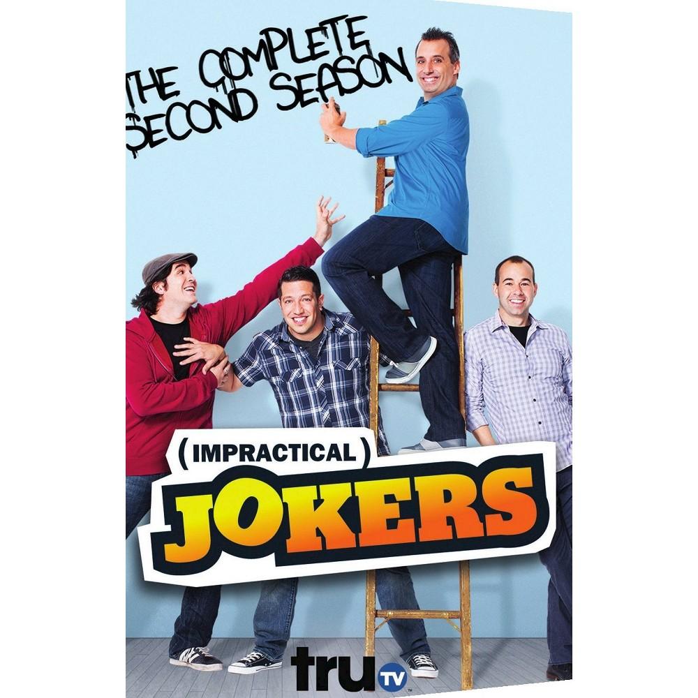 Impractical Jokers The Complete Second Season [3 Discs