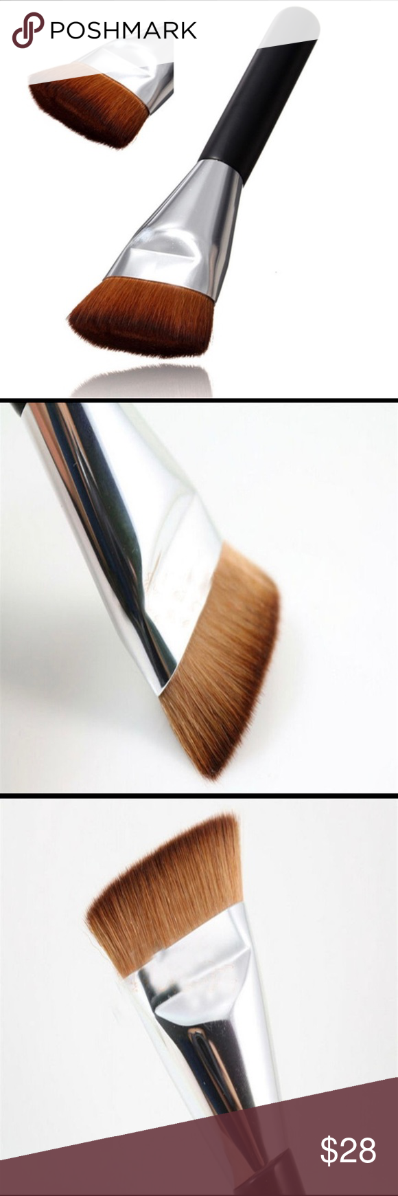 FLAT CONTOURING BRUSH Boutique Contour brush, Things to