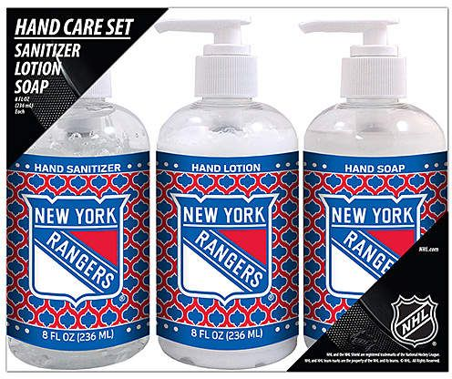 New York Rangers Kitchen Bath Hand Care Set Hand Care New