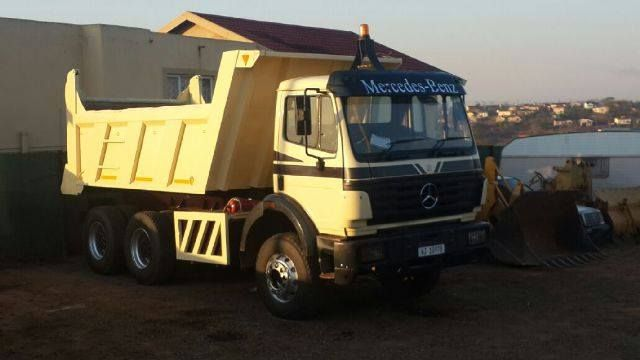 Be On The Look Out For A Stolen Tipper Truck Kwadabeka Tipper