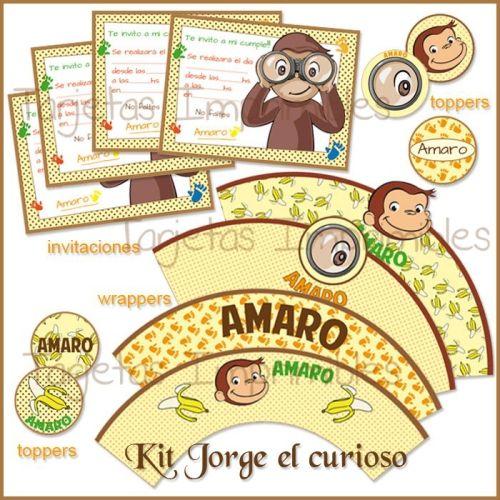 Jorge El Curioso Para Imprimir Jorge El Curioso