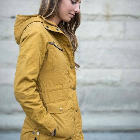 82c790c0 Bengal Waxed Canvas Jacket - Women's Darkcotta | Cotopaxi - Gear For ...