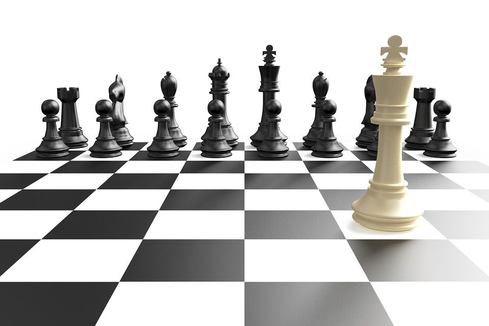 Anatomy of a Computer Chess Game | Chess, Chess online and Free ...