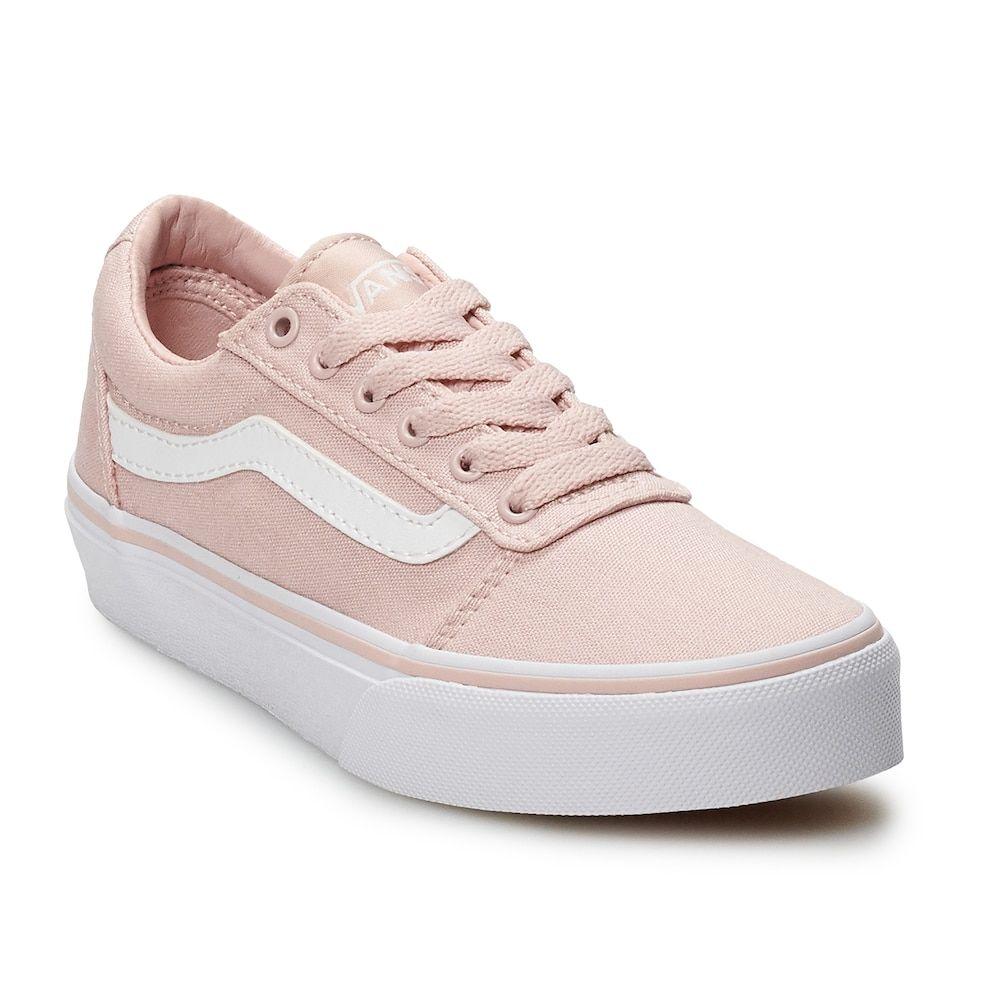 Vans® Ward Low Girls' Skate Shoes