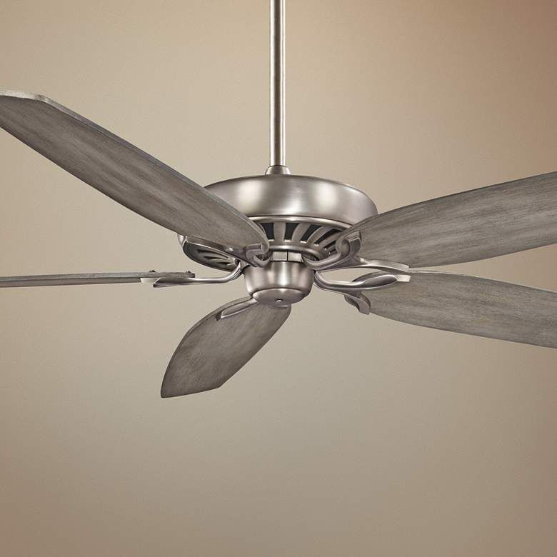 72 Great Room Traditional Burnished Nickel Ceiling Fan 31v57 Lamps Plus Ceiling Fan Gray Ceiling Fan Decorative Ceiling Fans
