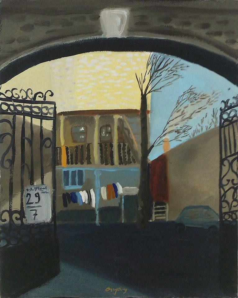 Tutu Kiladze Georgian artist