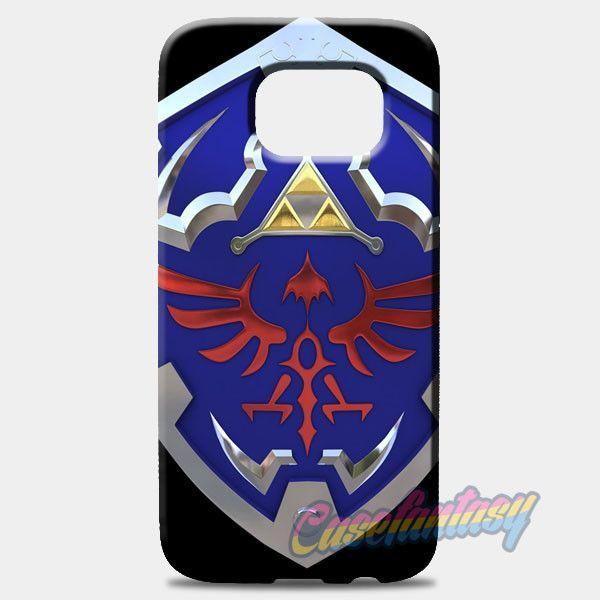 Zelda Hyrule Shield Samsung Galaxy S8 Plus Case | casefantasy