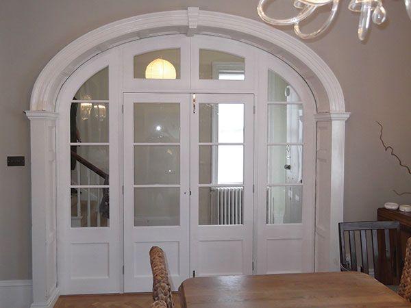 Hall Brothers Of Colchester Ltd Bespoke Internal Wooden Doors