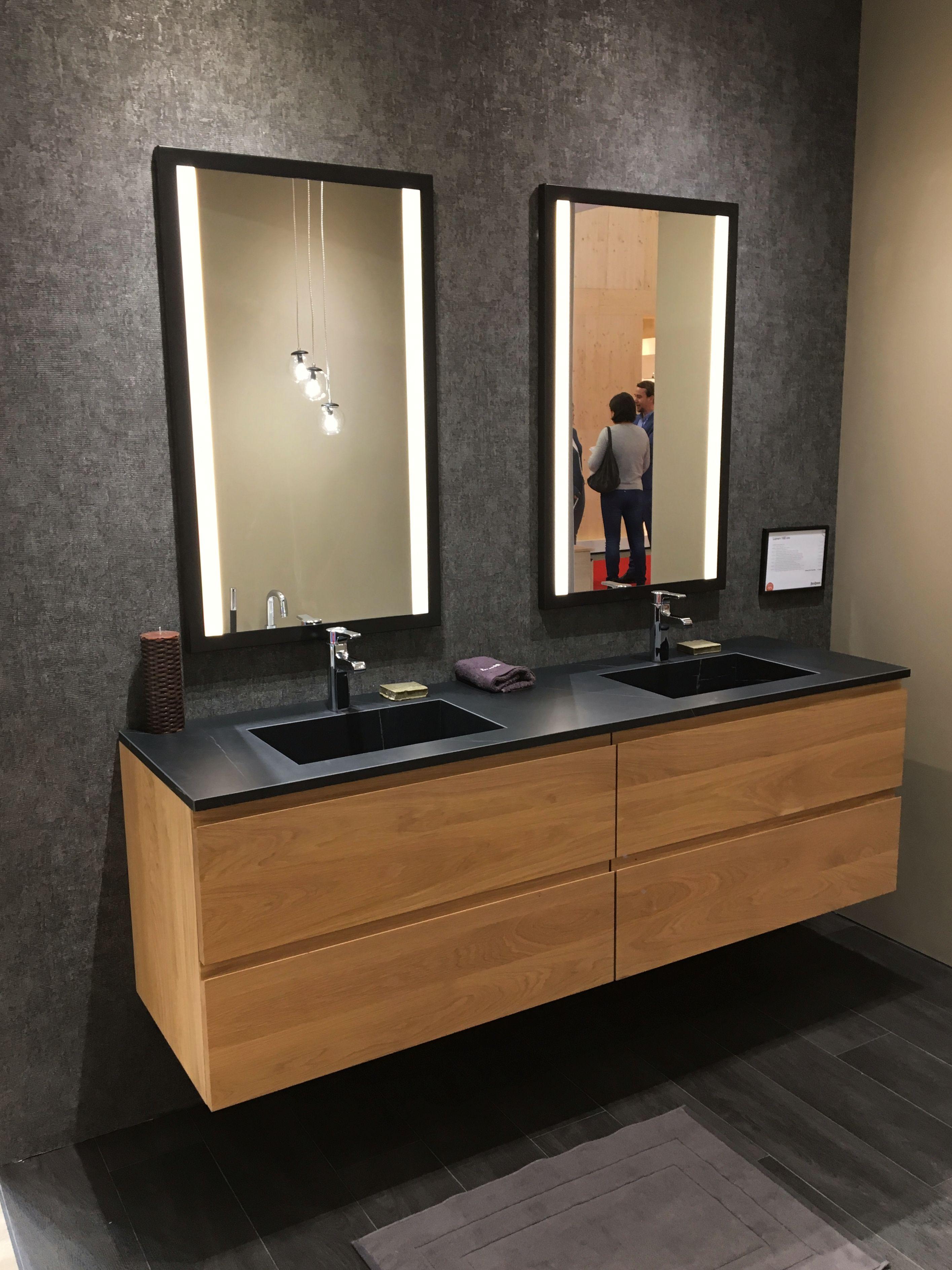 Decouvrez Ce Meuble Vasque De La Gamme Lumen Design Et Elegant
