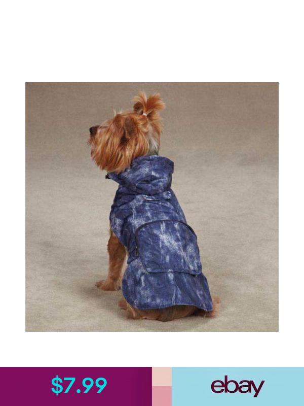 Casual Canine Pet Raincoats Ebay Pet Supplies Dog Raincoat