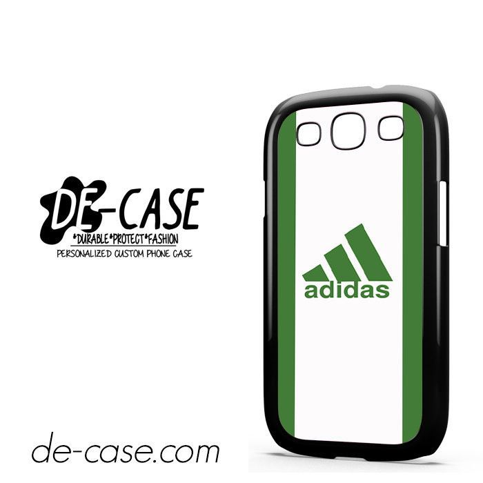 Dark Green Sport Adidas DEAL-3007 Samsung Phonecase Cover For Samsung Galaxy S3 / S3 Mini