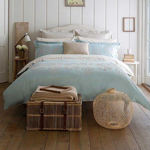 Christy Christy Hampton Duck Egg Duvet Cover Bed Linens Luxury Duck Egg Blue Bedroom Luxury Bedding Sets
