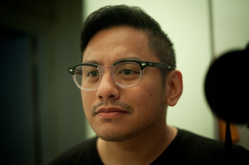 My new glasses by Moscot