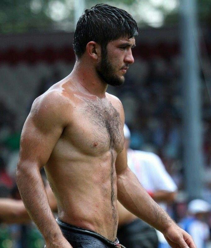 Hairy turkish men