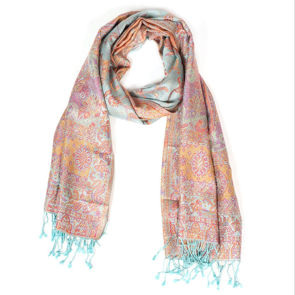 Must Have Silk Scarf – Accessories & Us