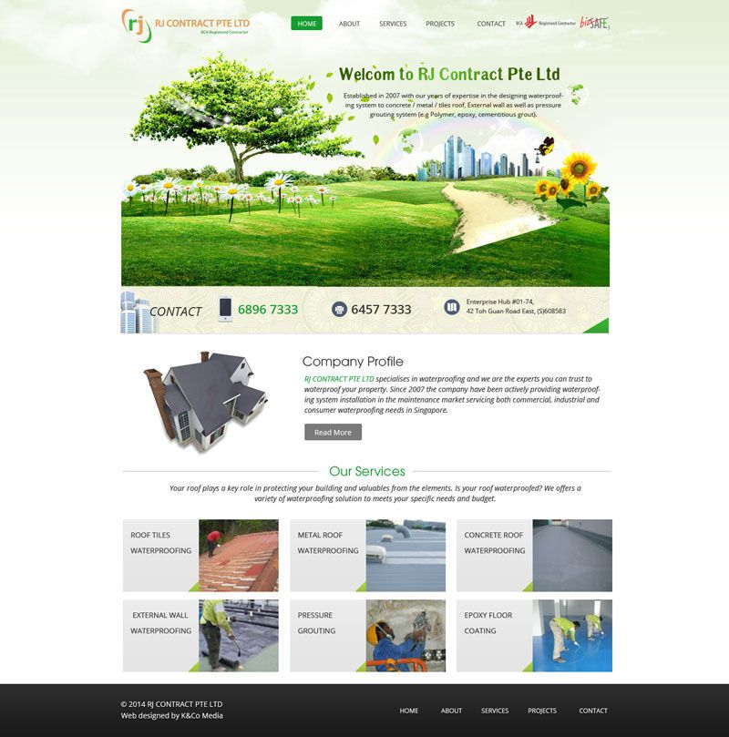 Free Construction PSD Template Download on Behance Free PSD