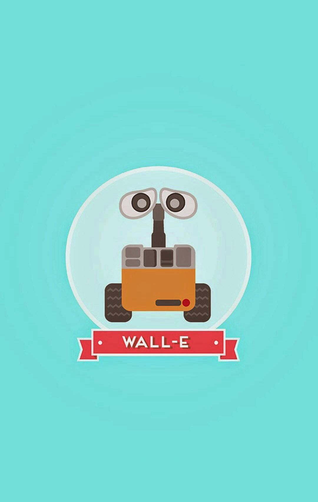 Wall-e iPhone wallpaper | iPhone Wallpaper | Pinterest | Wallpaper and Characters