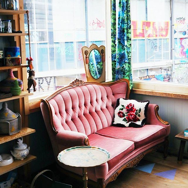 love this atelier | where the heart is | Pinterest | Tufted couch ...