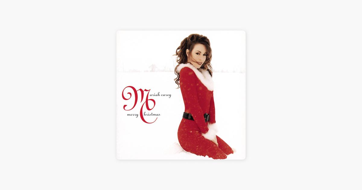 Merry Christmas By Mariah Carey On Apple Music Mariah Carey Mariah Carey Christmas Christmas Song