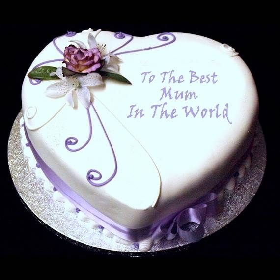 Mom S Day Cake Decorating Ideas Birthday Cake For Mom Mothers