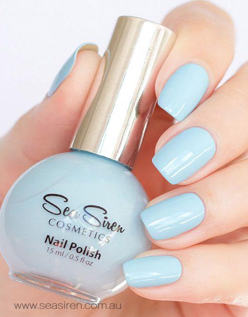 "SEA MIST"" - Nail Polish | DIY nails by Mumtahana Islam | Pinterest ..."