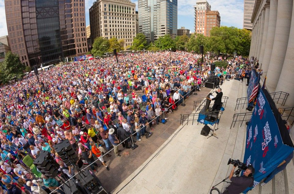 Decision America Tour Photos from Ohio Christian belief