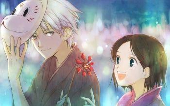 Anime - Hotarubi No Mori E Wallpapers and Backgrounds