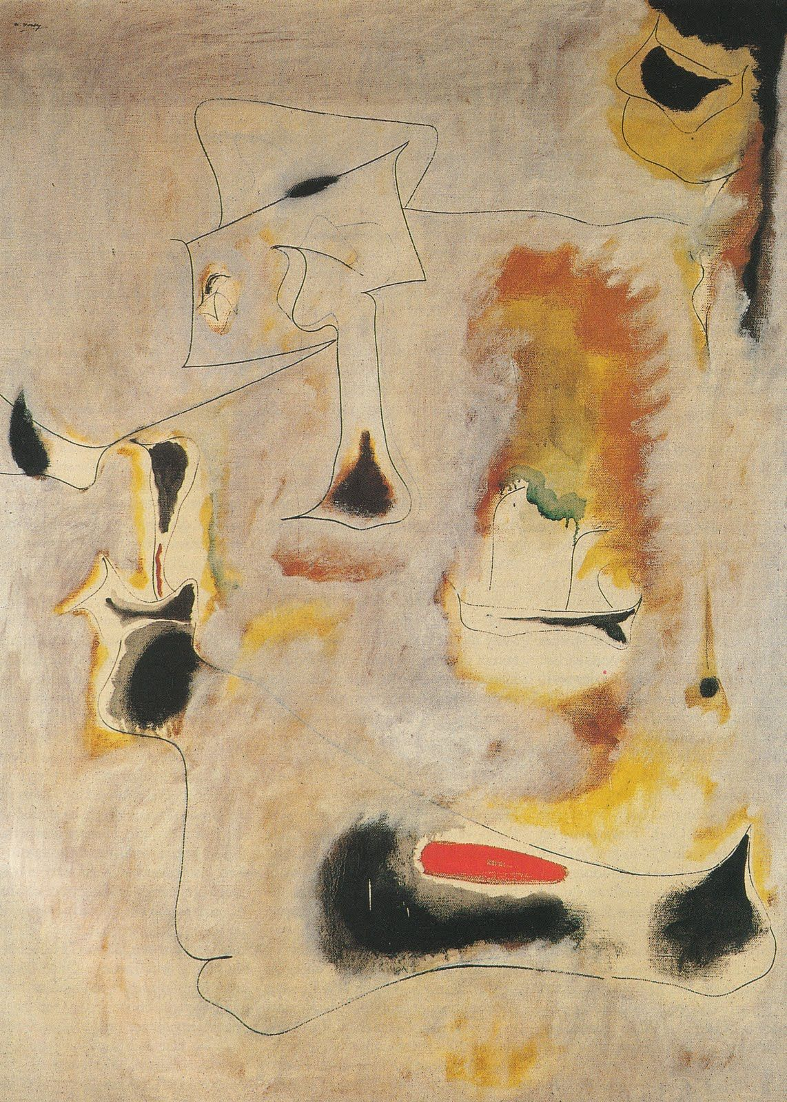 a life history of arshile gorky the eastern turkey painter Arshile gorky: arshile gorky, american painter who was the direct link between european surrealist painters and the american abstract expressionist movement gorky's early life was disrupted when his father abandoned turkey, his wife, and his family in order to avoid service in the turkish army.