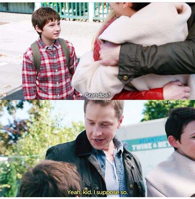"""Henry and Charming 2x01 """"Broken"""""""