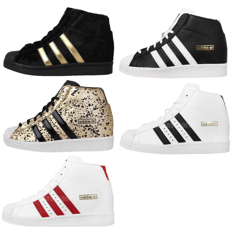 b69cae50de1 Adidas Originals Superstar UP W 2015 Womens Wedges Fashion Casual Shoes  Pick 1 Check more at