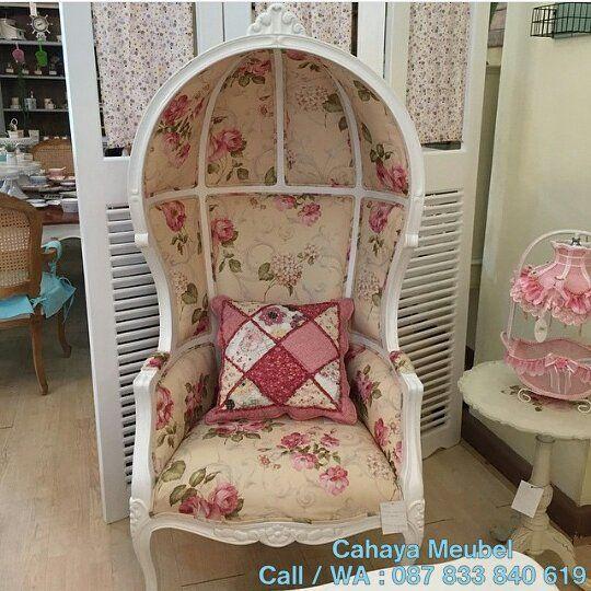 Kursi Krodong Porter Shabby  #Kursi&Sofa #KursiTamu #KursiTeras Kursi Krodong Porter Shabby #furnitureonlinestore