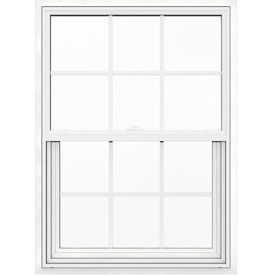 Jeld Wen V2500 Vinyl Double Pane Strength Single Hung