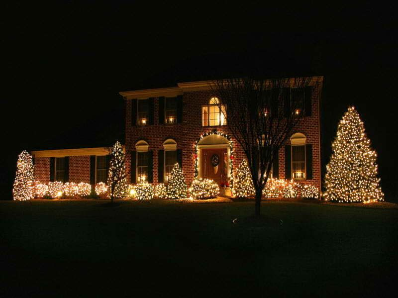 18 Photos Of The Christmas Lighting Ideas €� Good Options For