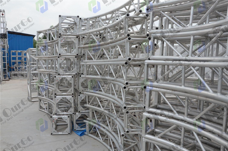 fx lighting system prox truss height w crank