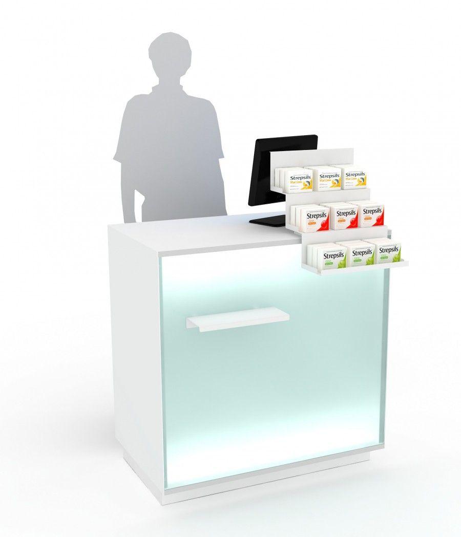 Comptoir pharmacie flint mobil m pharmacie comptoirs - Le comptoir des pharmacies ...