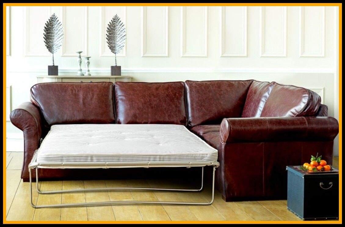 31 Reference Of Couch Corner Sleeper In 2020 Brown Leather Sofa Bed Leather Corner Sofa Sofa Bed Uk