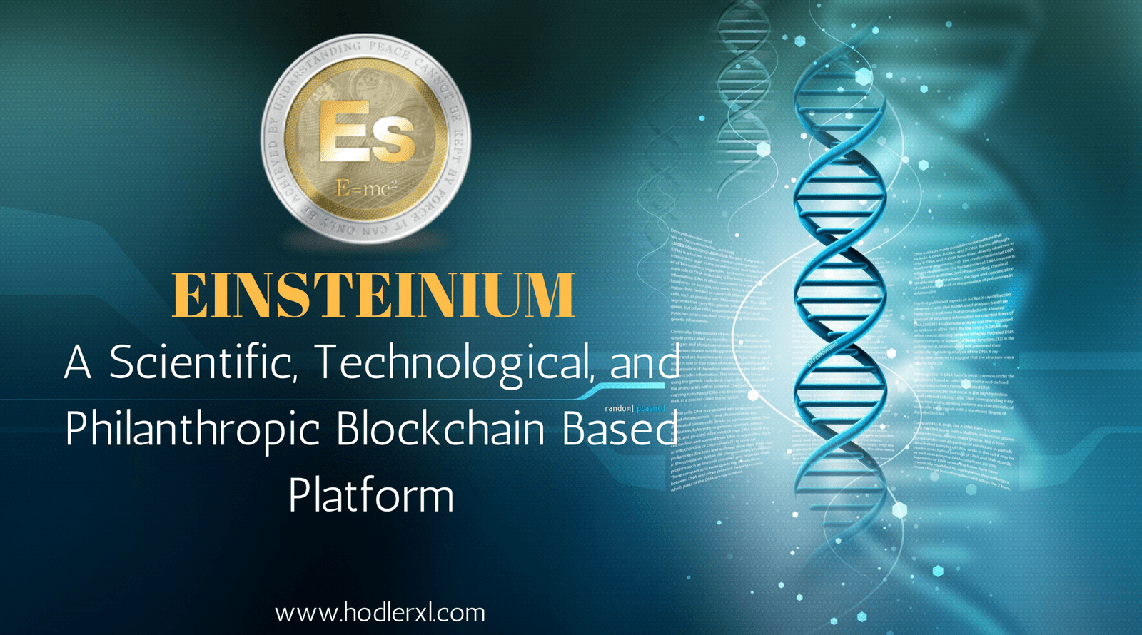 Popularly Called As The Emc2 Einsteinium Is A Currency Designed For Raising Money For Philanthropic Causes It How To Raise Money Currency Design Blockchain