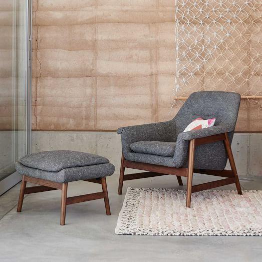 Theo Show Wood Chair | west elm | 2100Conn | Pinterest | Sillas ...