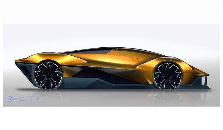 Here's an inspiration car designer ever used before #cheetah #lambo . . . . . #cardesignsketch #to__design #carsketch #render #cardesign…