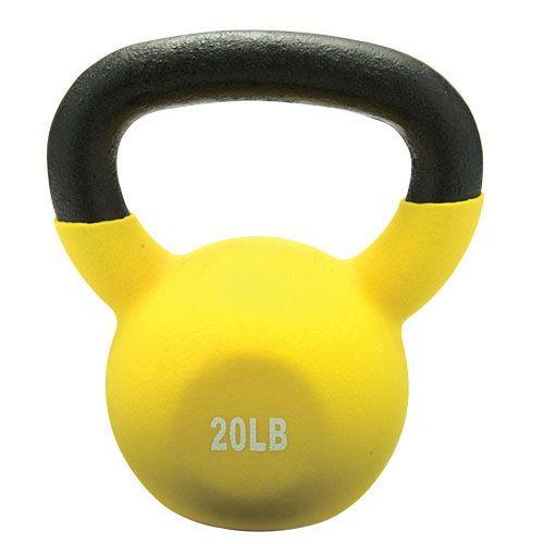 20lb Kb No Equipment Workout Kettlebell Kettlebell Weights