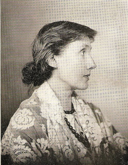 """Lock up your libraries if you like; but there is no gate, no lock, no bolt that you can set upon the freedom of my mind.""~ Virginia Woolf"
