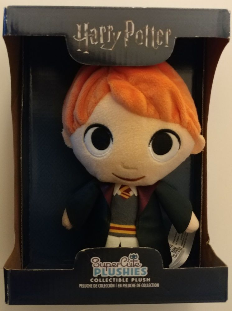 Harry Potter Funko Ron Weasley Peluche Plushies